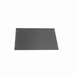 MODU Galaxy 230mm aluminium top cover, oxidized, 170mm<br />Price per piece