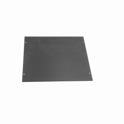 MODU Galaxy 230mm aluminium top cover, oxidized, 230mm<br />Price per piece
