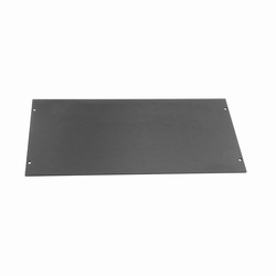MODU Galaxy 330mm aluminium top cover, oxidized, 170mm<br />Price per piece