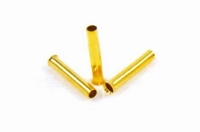 PURESONIC ES-16, Cable end sleeve, 24k gold plated, 1,5mm2,