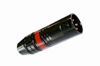 KACSA MC945G  XLR Stecker, männlich<br />Price per piece