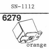 SANSUI SV-1112 orange Stylus, DE-OR<br />Price per piece
