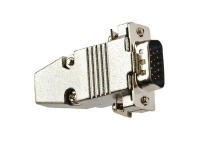KACSA VC-015, sub-D connector male 15polig<br />Price per piece