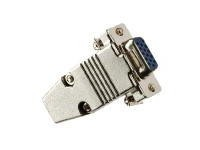 KACSA VC-020, sub-D connector female 15polig<br />Price per piece