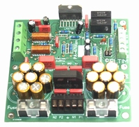 ELTIM PA-4766ps UFG LP, 2x50W Amplifier/power supply module