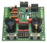ELTIM PA-4766ps MLGO, 2x50W Amplifier/power supply module