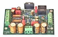 ELTIM PA-4766, 2x50W Amplifier DIY kit