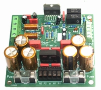 ELTIM PA-4766ps, 2x50W Amplifier + Power Supply DIY kit