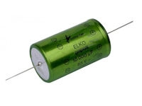 IT ERGF-047-40, electrolytic capacitor, 470uF/40V, axial