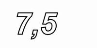 CADDOCK MP915,  7,5ohms, 1%, 15W, TO-126
