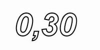 CADDOCK MP2060,  0,30ohms, 1%, 60W, TO-220