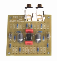 ELTIM MM/MC Preamplifier KIT