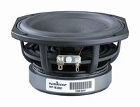 WAVECOR WF152BD08, 14cm bass/midrange, glass fibre cone