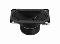 MONACOR SP-59/4S,  Universal speaker, 3W, 4Ω