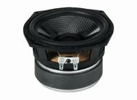 MONACOR SPH-135C,  5¾ Hi-fi bass-midrange speaker