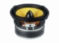 MONACOR SPH-135KEP,  5¾ Hi-fi bass-midrange speaker