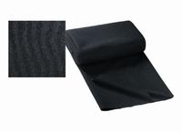 MONACOR CC-10/Sw,  Acoustic grille cloth for speakers, black
