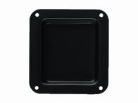 MONACOR CP-1/SW,  PA terminal,plastic, black