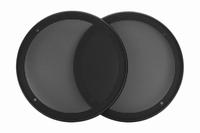 MONACOR CRB-165SGP,  Decorative Speaker Grille pair, 6,5