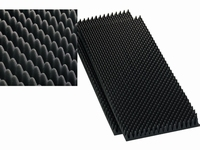 MONACOR MDM-40,  Speaker wedge moulded foam, 2 sheets