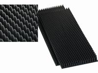 MONACOR MDM-40, Speaker wedge moulded foam, 2 sheets