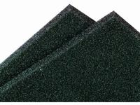 MONACOR MDM-4002,  Acoustic front foam sheet, pair