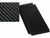 MONACOR MDM-60,  Speaker wedge moulded foam, 2 sheets