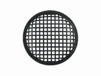 MONACOR MZF-8627,  Protective Speaker Grille, 6.5