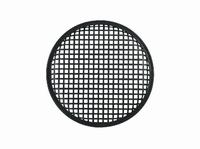 MONACOR MZF-8630,  Protective Speaker Grille, 10
