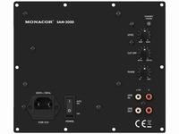 MONACOR SAM-200D,  Class D active subwoofer module, 200W at