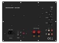 MONACOR SAM-300D,  Class D active subwoofer module, 300W at