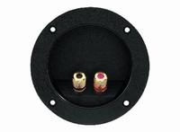 MONACOR ST-960GM,  Speaker terminal, Ø105mm