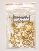 PURESONIC ES-12, Copper end sleeve, 4,0mm², 100pc