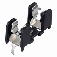 SCHURTER PL OGN-22,5, fuse holder for 5x20mm fuses, 10A max.