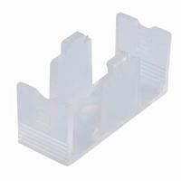 SCHURTER dustcap for PL OGN fuse holders, transparent