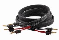 KACSA KCE-Bi40-3, biwire speaker cable, bananas, 2x3mtr.