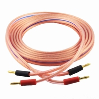 KACSA KCE-T40-3, 2x4mm² speaker cable, 2x 3mtr