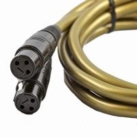 KACSA KCO-IS2X, XLR balanced interlink cable pair, 1,0mtr