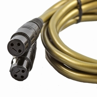 KACSA KCO-IS2X,xLR balanced interlink cable pair, 1,5mtr