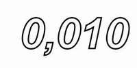 MUNDORF MREU30, 0,01 Ω, ±1%, 3/30W, TO247 foil resistor