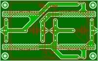 ELTIM VCAcap, input capacitor board