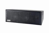 E11EVEN ES-26, passive 2-way point source/array speaker