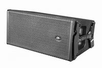 DAS Aero-12, passive 2-way line array PA speaker, EN-54