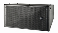 DAS HQ-212.64, Passive 2-way horn loaded PA speaker