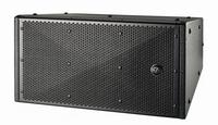 DAS HQ-212.95, Passive 2-way horn loaded PA speaker