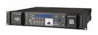 DAS DX-80i-230, four channel Class D PA amplifier, Dante nw.