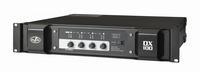 DAS DX-100-230, four channel Class D PA amplifier, Dante nw.