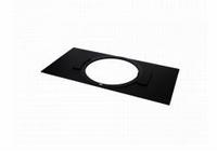 DAS AXC-OVI12-120, Ceiling tile panel, black