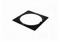 DAS AUDIO AXC-OVI12-60, Ceiling tile panel, black