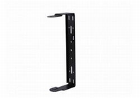 "DAS AUDIO AXU-ACT8, ""U"" bracket, black"